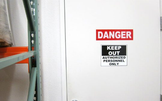 safety sign, sign system