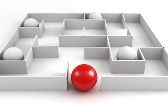 Strategic leadership provides a way out