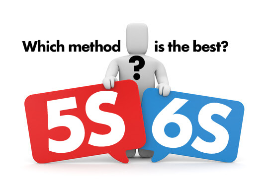 Discussion - Is 5S or 6S best to use?